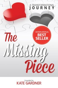 "The Missing Piece ~ A Transformational Journey. Aime's chapter is called ""Future Husband?"""